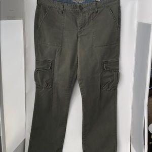 Lucky Brand Women's Cargo Pants Size 10/30